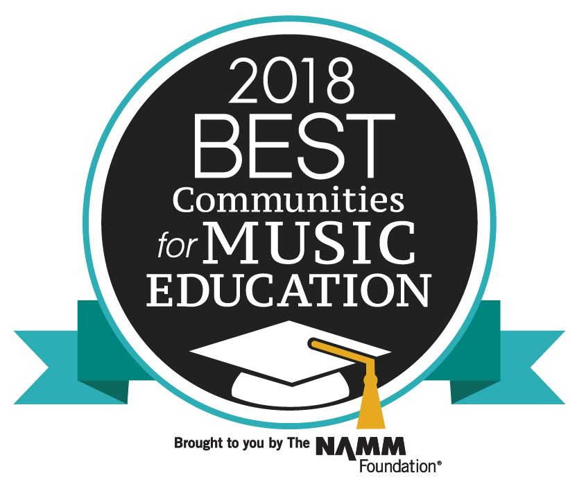 2019 Best Communities for Music Education picture