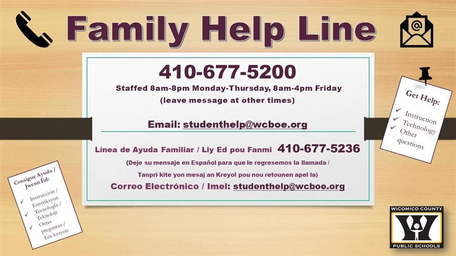 Family Help Line