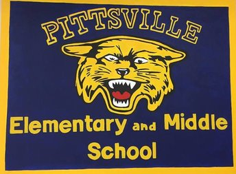 Pittsville Elementary and Middle School Banner