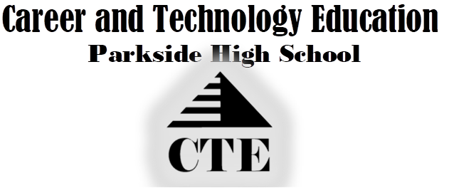 Parkside High School CTE Logo