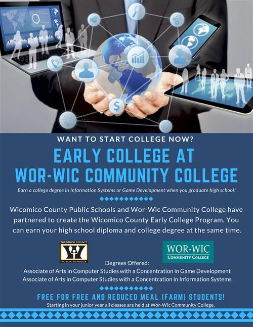 Early College at Wor-Wic