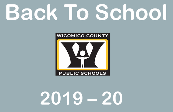 Back to School 2019 - 20