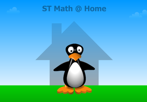 ST Math helps students practice math concepts.  Students will challenge themselves to move up in levels.  Each level displays a math concept that has been mastered.