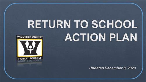 Return to School Action Plan Dec 8