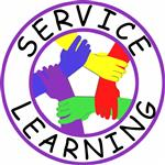 Student Service Learning Logo