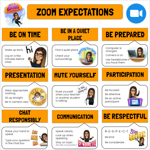 Zoom Expectations
