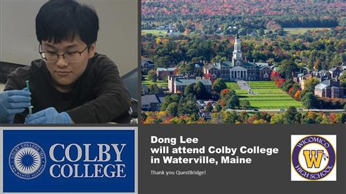 D. Lee Colby College