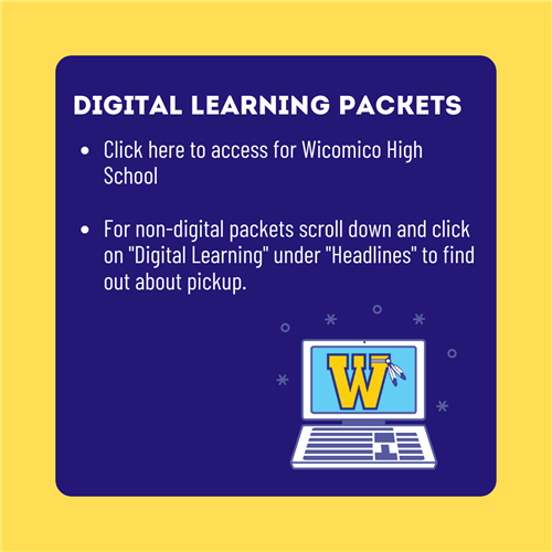 Digital Learning Packets