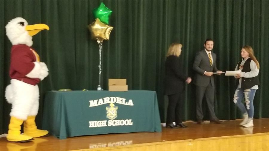 Mardela High Students Gain Early Acceptance/Admission Into SU and UMES