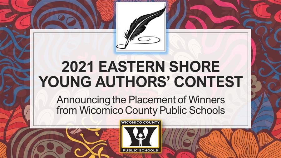 Winners of 2021 Young Authors Contest