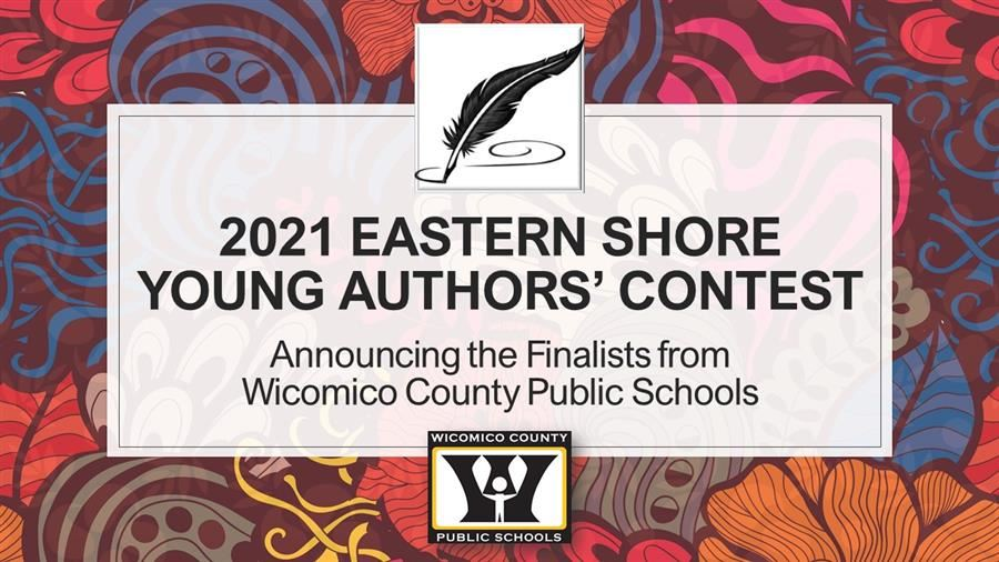 Young Authors' 2021 Finalists