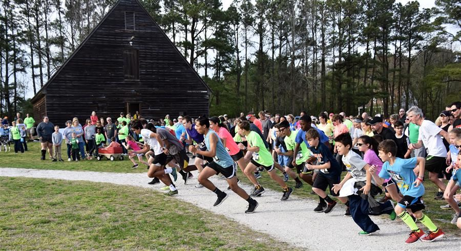 Race for Wellness & Literacy