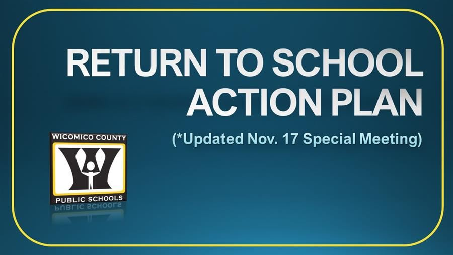 Return to School Action Plan (Updated Nov. 17)