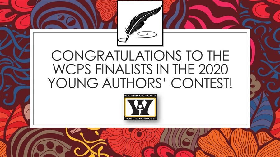 Young Authors' Contest Finalists