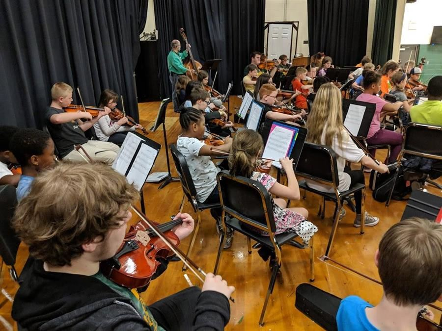 Orchestra Workshop